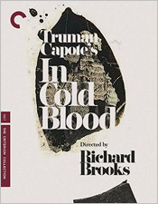 In Cold Blood (Criterion Blu-ray Disc)