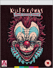 Killer Klowns from Outer Space (Region B Blu-ray)