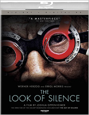 The Look of Silence (Blu-ray Disc)