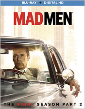 Mad Men: The Final Season, Part 2 (Blu-ray Disc)