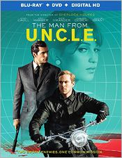 The Man from Uncle (Blu-ray Disc)