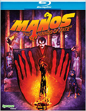 Manos: The Hands of Fate (Blu-ray Disc)