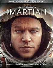 The Martian (Blu-ray 3D Combo)