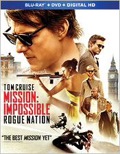 Mission: Impossible - Rouge Nation (Blu-ray Disc)