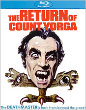 The Return of Count Yorga (Blu-ray Disc)