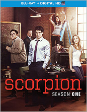 Scorpion: Season One (Blu-ray Disc)