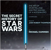 The Secret History of Star Wars (Audiobook)