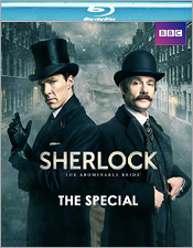 Sherlock: The Special (2015 - Blu-ray Disc)
