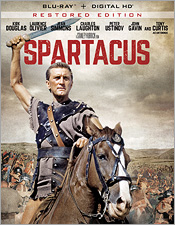 Spartacus: Remastered Edition (Blu-ray Disc)