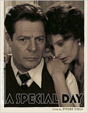 A Special Day (Criterion Blu-ray Disc)