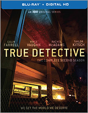 True Detective: Season Two (Blu-ray Disc)