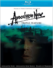 Apocalypse Now: Triple Feature (Blu-ray Disc)