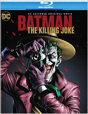 Batman: The Killing Joke  (Blu-ray Disc)