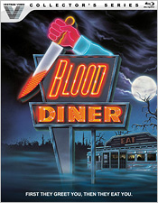 Blood Diner: Collector's Series (Blu-ray Disc)