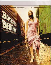 Boxcar Bertha (Twilight Blu-ray Disc)