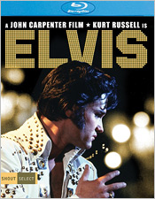 John Carpenter's Elvis (Blu-ray Disc)