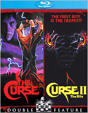 The Curse/The Curse II (Blu-ray Disc)