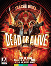 Dead or Alive Trilogy (Blu-ray Disc)
