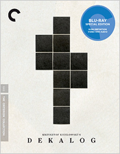 Dekalog (Criterion Blu-ray Disc)