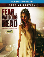 Fear the Walking Dead: Season One - Special Edition (Blu-ray Disc)