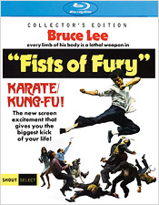 Fists of Fury (Blu-ray Disc)
