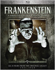 Frankenstein: Complete Legacy Collection (Blu-ray Disc)
