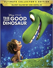 The Good Dinosaur (Blu-ray 3D)