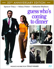 Guess Who's Coming to Dinner: 50th Anniversary Edition (Blu-ray Disc)