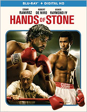 Hands of Stone (Blu-ray Disc)