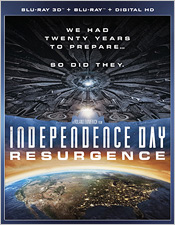 Independence Day: Resurgence (Blu-ray 3D)