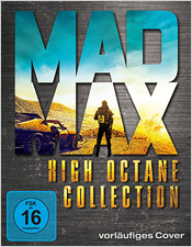 Mad Max: High Octane Collection (GERMAN Blu-ray Disc)