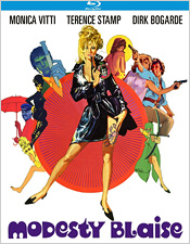 Modesty Blaise (Blu-ray Disc)