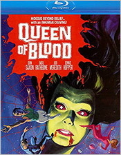 Queen of Blood (Blu-ray Disc)