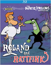Roland and Rattfink (Blu-ray Disc)