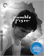 Rumblefish (Criterion Blu-ray Disc)