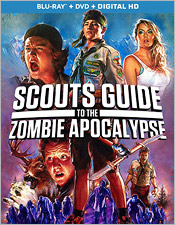 Scout's Guide to the Zombie Apocalypse (Blu-ray Disc)