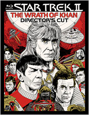 Star Trek II: The Wrath of Khan - Director's Edition (Blu-ray Disc)
