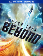 Star Trek Beyond (Blu-ray Disc)