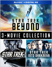 Star Trek Trilogy (Blu-ray Disc)