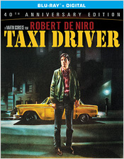 Taxi Driver: 40th Anniversary Edition (Blu-ray Disc)