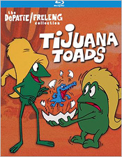 Tijuana Toads (Blu-ray Disc)