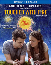 Touched with Fire (Blu-ray Disc)