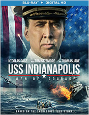USS Indianapolis: Men of Courage (Blu-ray Disc)