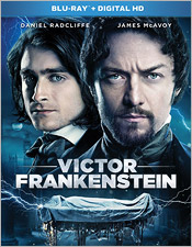 Victor Frankenstein (Blu-ray Disc)