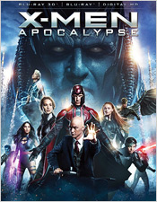 X-Men: Apocalypse (Blu-ray 3D)