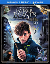 Fantastic Beast and Where to Find Them (Blu-ray 3D)