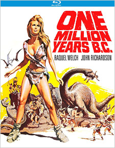 One Million Years B.C. (Blu-ray Disc)