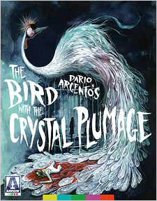 The Bird with the Crystal Plumage (Blu-ray Disc)