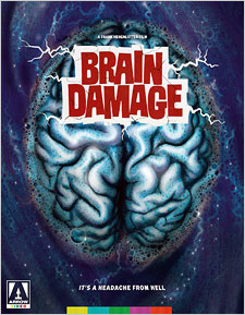 Brain Damage (Arrow Blu-ray Disc)