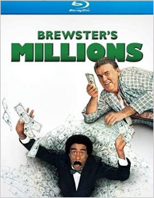 Brewster's Millions (Blu-ray Disc)